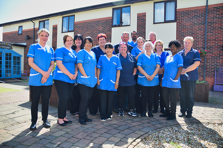 JOIN THE TEAM AT CROMWELL COURT